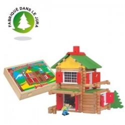 Maison forestière à construire