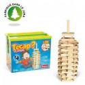 Planchettes en bois Jeujura - 100 pces
