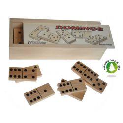 Domino boite tilleul standard marq