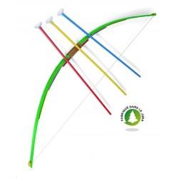 arc petit modèle avec 2 flèches
