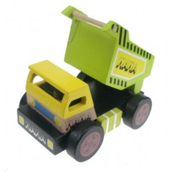 Camion de chantier 30 x 15 x 17 cm