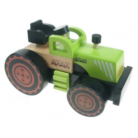 Tracteur 30 x15 x17 cm