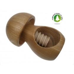 Casse noix champignon en frêne