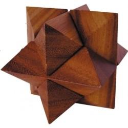 Puzzle étoile 85 x 85 x 85 mm