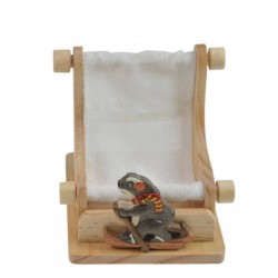Support portable Marmotte