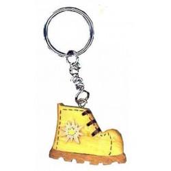 Porte clef chaussure montagne