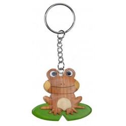 Porte clef grenouille