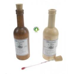 Thermomètre à vin en frêne