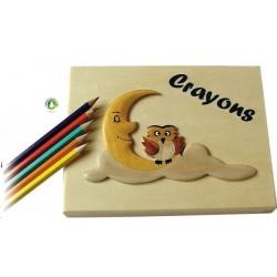 Coffret crayons de couleur