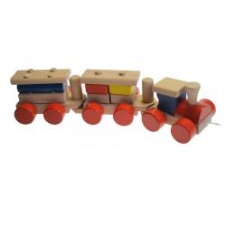 Train 2 Wagons